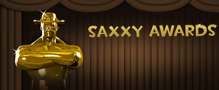 meet the amazing pyro saxxy awards 2013