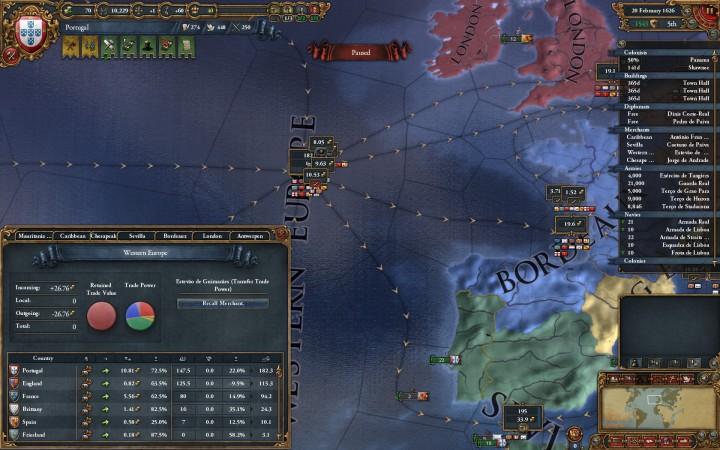 Europa Universalis IV Western Europe