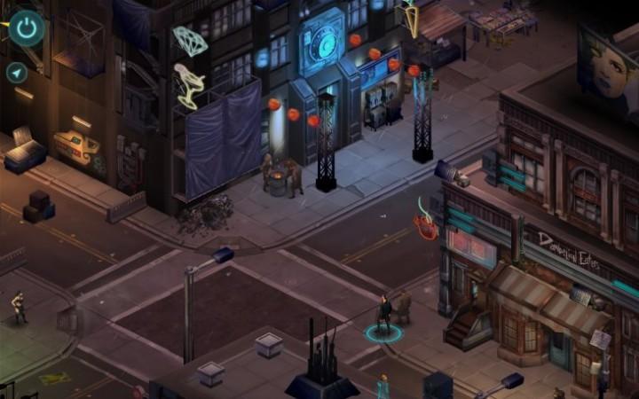 Shadowrun - sprawl