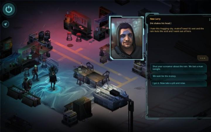 shadowrun - dialog