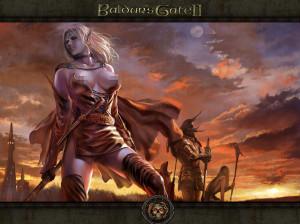 Baldur's Gate 2 Viconia