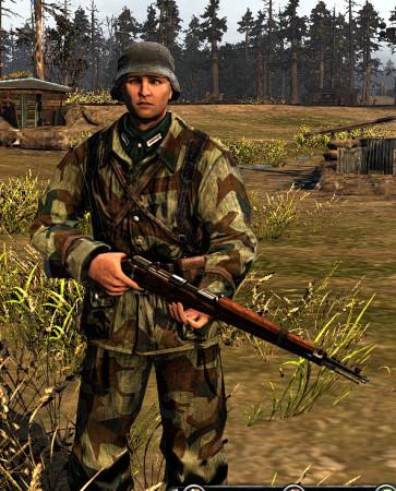 COH 2 - FPP Soldier
