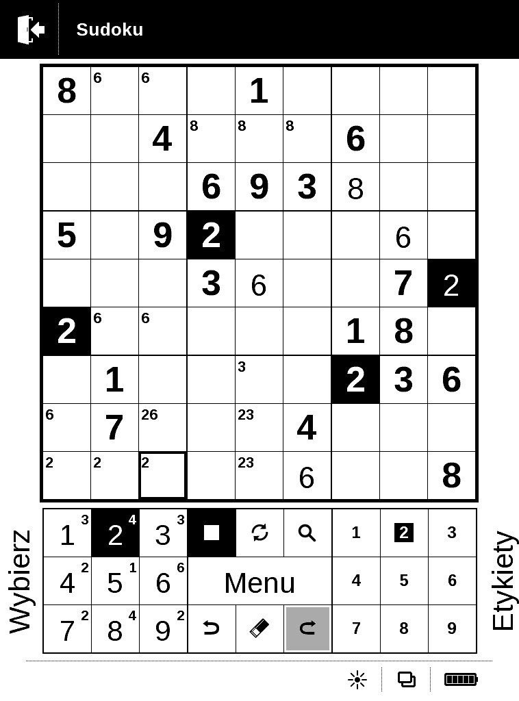 A sudoku?