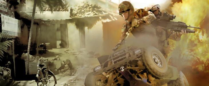 Terrorist Takedown 3 theme
