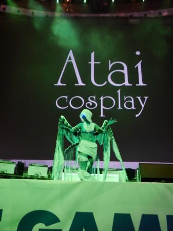 A dobry Cosplay wyglądał tak.
