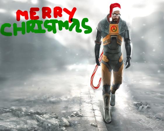 Half Life 2 Christmas