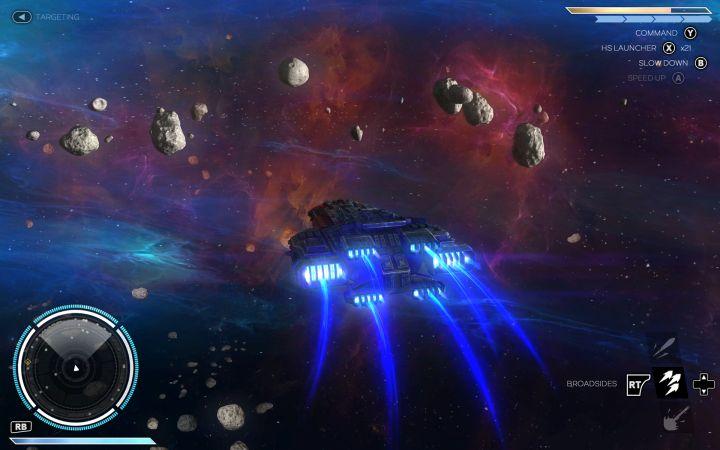 rebel galaxy nebula