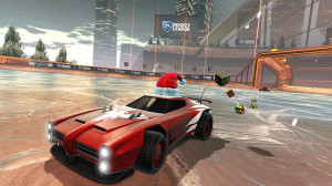 Rocket-League-Santa