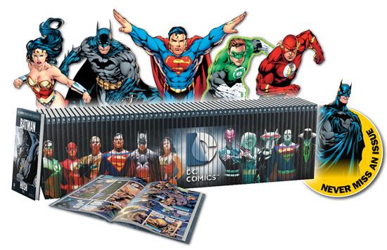 Wielka Kolekcja Komiksów DC