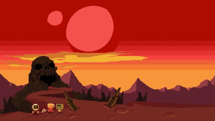 Jeden z pierwszych projektów ekranu wyboru postaci