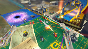 Battlers beware - black hole!
