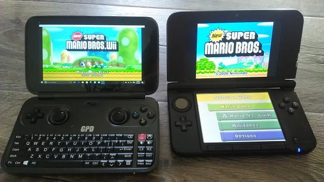 GPD Win Nintendo DS