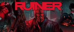 RUINER - Key Art Banner