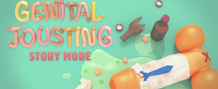 Genital Jousting - 2222)