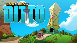 The Swords of Ditto - Key Art