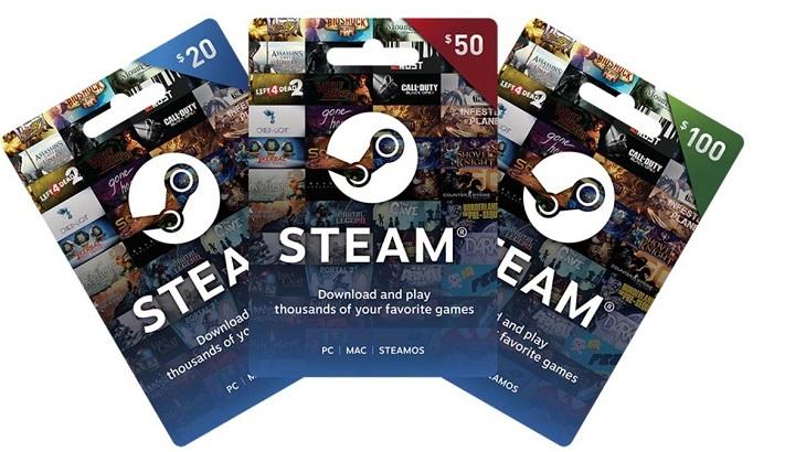 steamcards